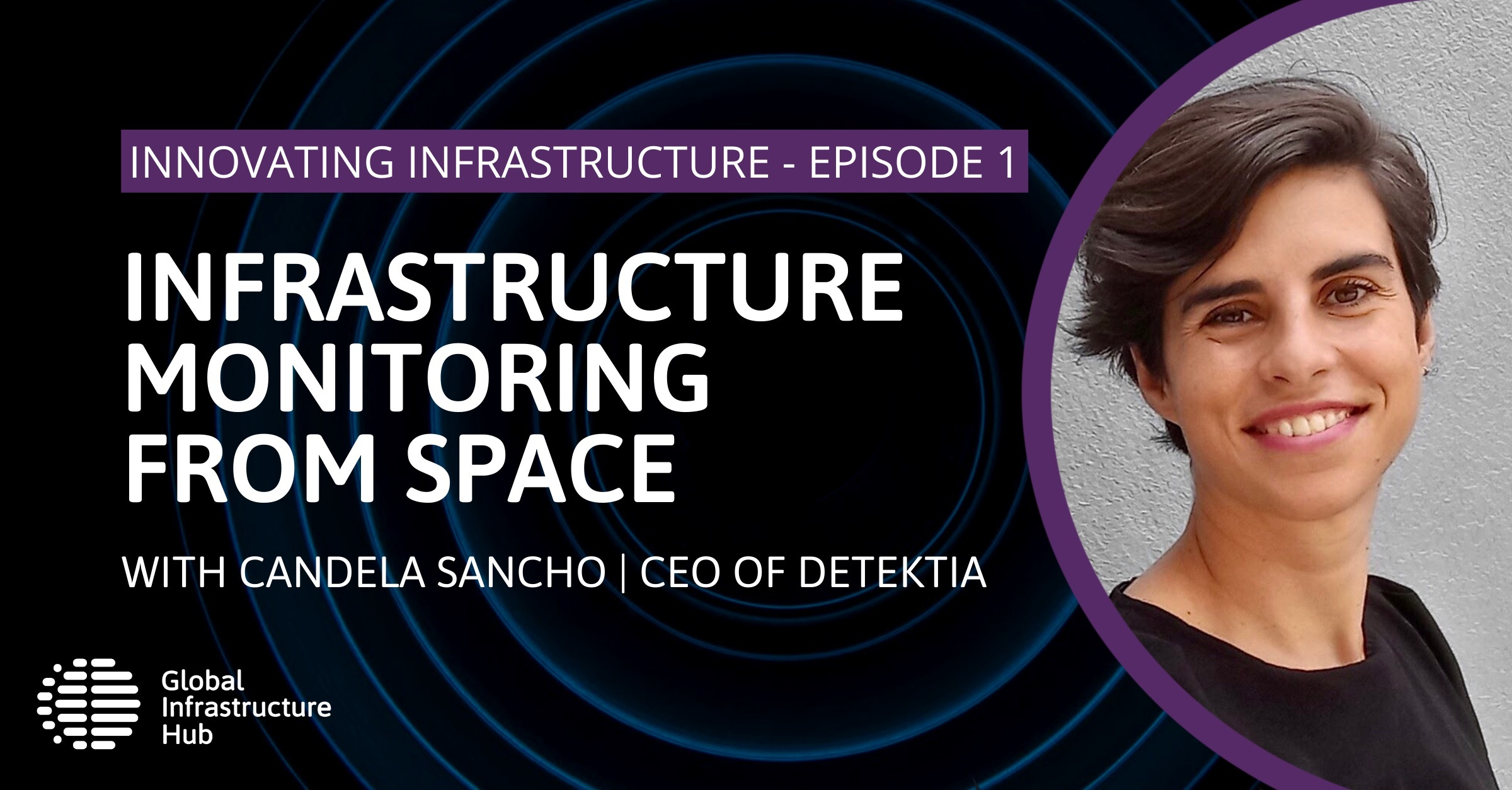 infrastructure monitoring from space