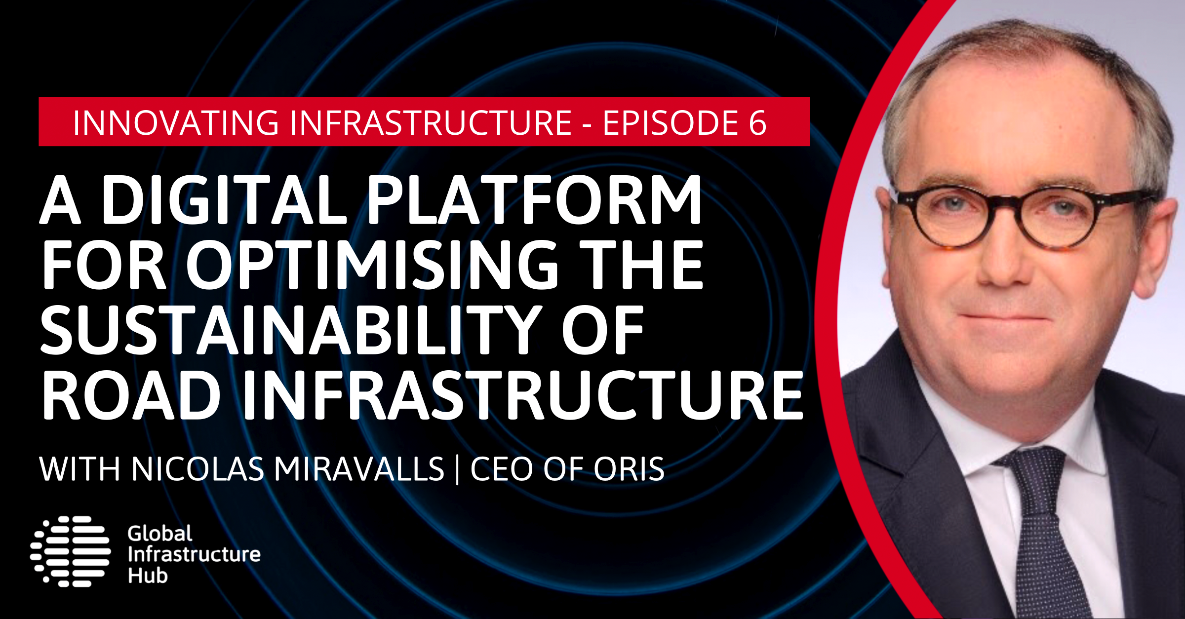 A digital platform for optimising the sustainability of road infrastructure
